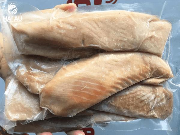 lườn cá ngừ giá bao nhiêu