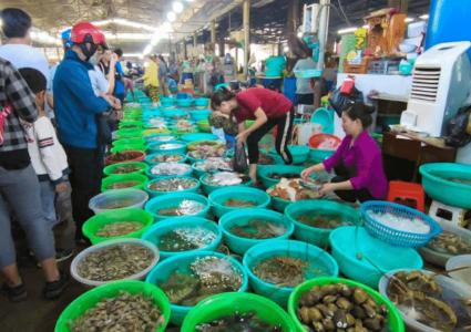 [SỰ THẬT] Chợ Bán Hải Sản Tươi Sống Giá Rẻ Nhất TP HCM